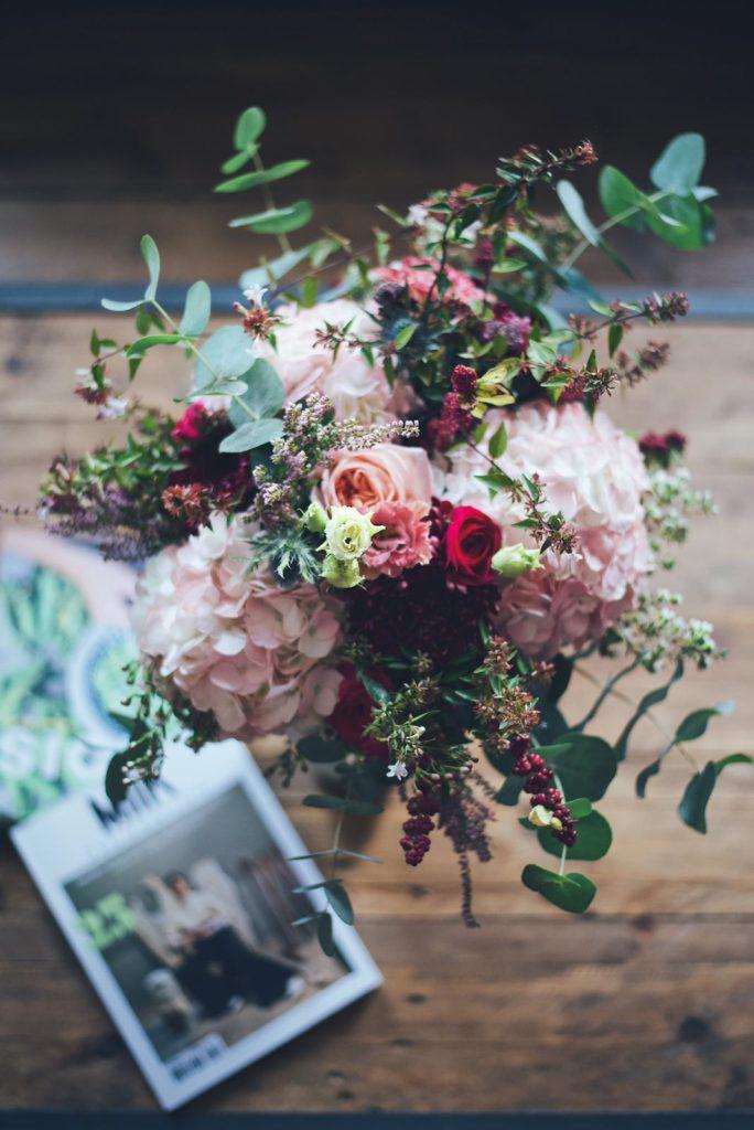 Je vous propose de fleurir votre intérieur tout les mois