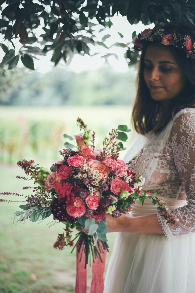 Je prendrais grand soin à faire le votre mariage le plus beau jour de votre vie. Du plus simple bouquet, aux envies les plus folles.
